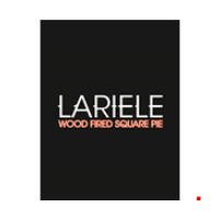 Lariele Wood Fired Square Pie