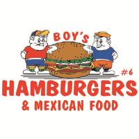 Boy's Hamburgers #6