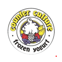 Counter Culture Frozen Yogurt