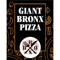 Giant Bronx Pizza