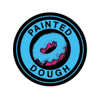 Painted Dough