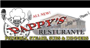 Pappy's Restaurant logo