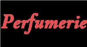 Perfumerie logo