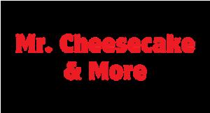 Mr Cheesecake & More logo
