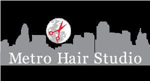 Metro Hair Studio logo