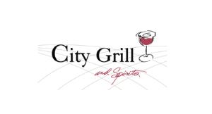 The City Grill & Spirits logo