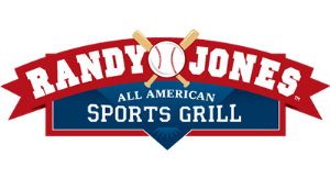 Randy Jones All American Sports Grill logo