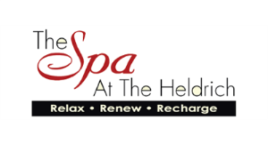 The Spa at The Heldrich logo