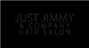 Just Jimmy & Company Hair Salon logo