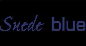 Suede Blue logo