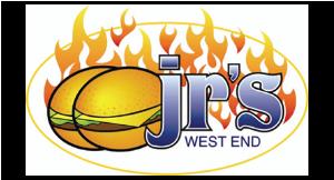 JR's West End logo