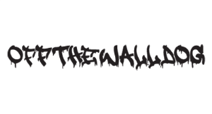 Off The Wall Dog logo