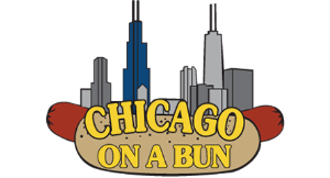 Dicrescenzo's Chicago on a Bun logo