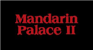 Mandarin Palace II logo