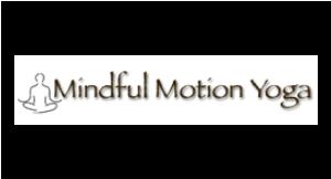 Mindful Motion Yoga logo