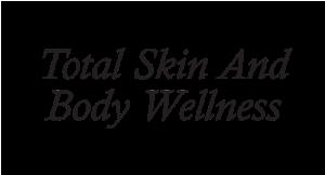 Total Skin and Body Wellness logo