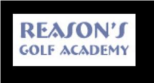 Reason's Golf Academy logo