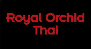 Royal Orchid Thai logo
