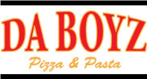 Da Boyz Pizza & Pasta logo