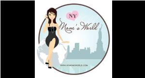 NY Mom's World logo