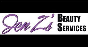 Jen Z's Beauty Services logo
