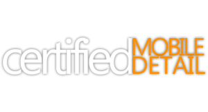 Certified Mobile Detail logo