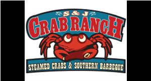 S & J Crab Ranch logo
