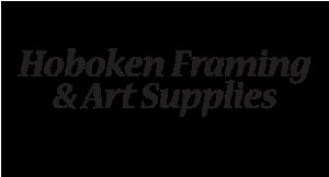 Hoboken Framing & Art Supplies logo