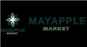 May Apple Market logo