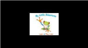 My Little Adventures Learn & Play Cafe logo