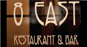 8 East Restaurant & Bar logo