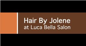 Hair By Jolene at Luca Bella Salon logo