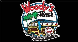 Woody's Diner logo