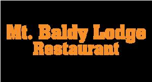 Mt Baldy Lodge Restaurant logo
