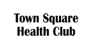 Town Square Health Club logo