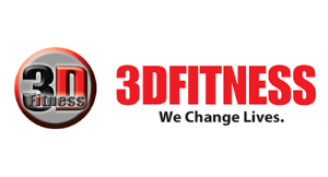 3D Fitness Coaching Studio logo