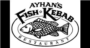Ayhan's Fish Kebab Restaurant logo