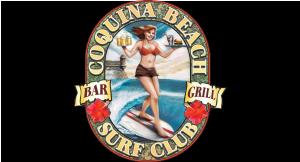 Coquina Beach logo