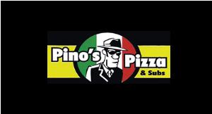 Pino's Pizza logo
