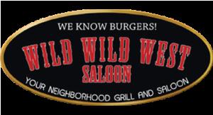 Wild Wild West Saloon logo