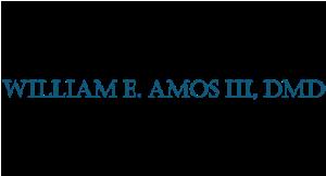 William E. Amos III,  DMD logo