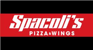 Spacoli's Pizza & Wings logo