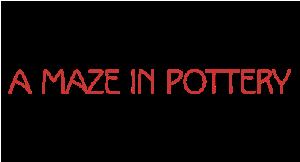 A Maze in Pottery logo