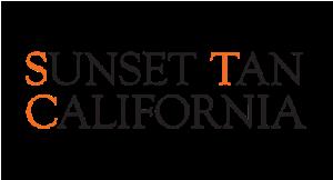 Sunset Tan California logo