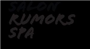 Salon Rumors Spa logo
