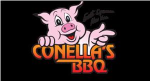 Conellas BBQ logo
