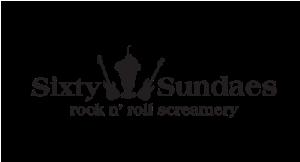 Sixty Sundaes logo