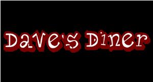Dave's Diner logo