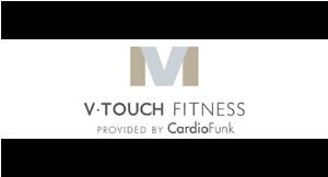 V Touch Fitness logo