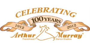 Arthur Murray Ballroom Dance Studio logo